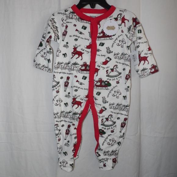 mud pie boys merry sleeper christmas 3 6 - Mud Pie Christmas Pajamas